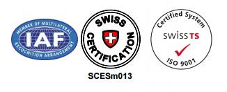 ISO 9001 Akkreditierungscode (EAC) 43