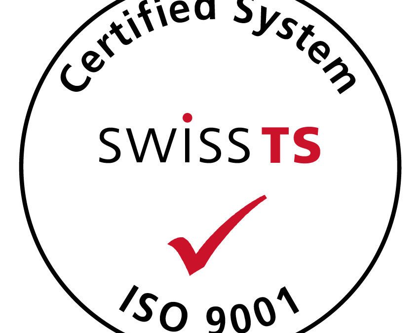 Recertification ISO 9001: 2015